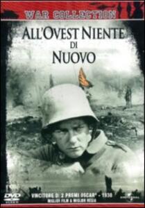 All'Ovest niente di nuovo di Lewis Milestone - DVD