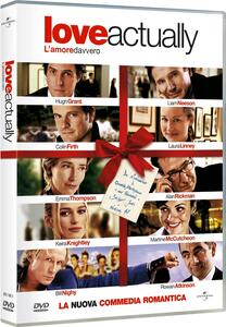 Love Actually. L'amore davvero di Richard Curtis - DVD