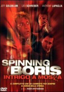 Spinning Boris. Intrigo a Mosca di Roger Spottiswoode - DVD