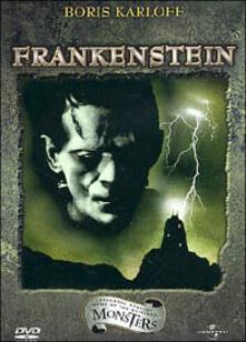 Frankenstein (DVD) di James Whale - DVD