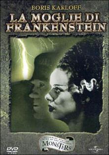 moglie di Frankenstein (DVD) di James Whale - DVD