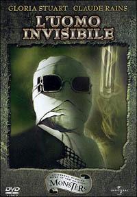 Locandina L'uomo invisibile