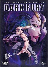Locandina The Chronicles of Riddick: Dark Fury