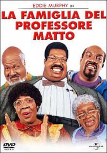 La famiglia del professore matto di Peter Segal - DVD