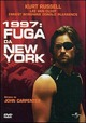 Cover Dvd 1997 - Fuga da New York