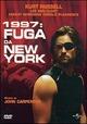 Cover Dvd DVD 1997 - Fuga da New York