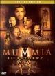 Cover Dvd La mummia � Il ritorno