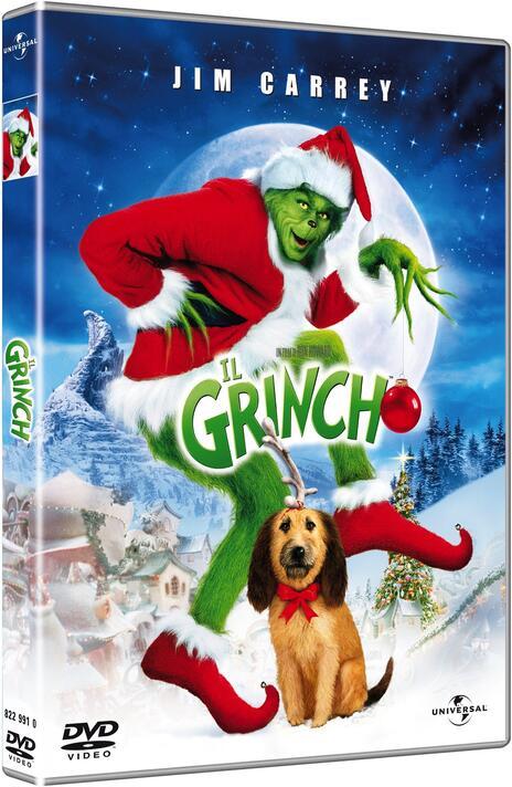 Il Grinch di Ron Howard - DVD