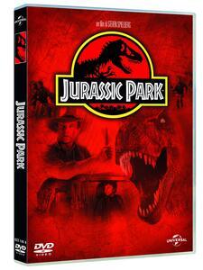 Jurassic Park di Steven Spielberg - DVD