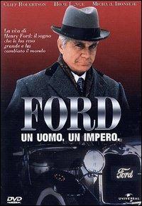 Locandina Ford. Un uomo, un impero