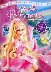 Locandina Barbie. Fairytopia