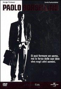 Locandina Paolo Borsellino
