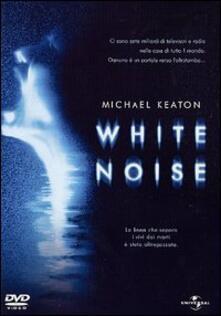 White Noise di Geoffrey Sax - DVD