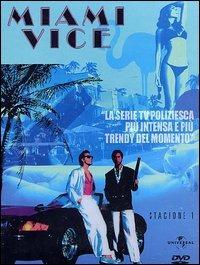 Locandina Miami Vice - Stagione 1