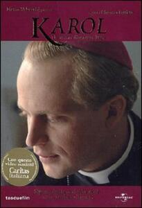 Karol. Un uomo diventato Papa di Giacomo Battiato - DVD