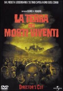 La terra dei morti viventi di George A. Romero - DVD
