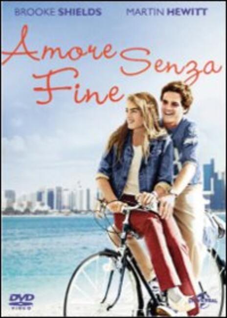 Amore senza fine di Franco Zeffirelli - DVD