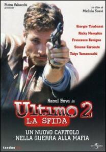 Ultimo 2. La sfida di Michele Soavi - DVD