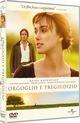 Cover Dvd DVD Orgoglio e pregiudizio