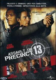 Assalto Distretto 13 di Jean-François Richet - DVD