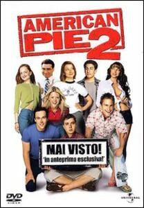 American Pie 2 di J. B. Rogers - DVD
