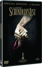 Film Schindler's List (2 DVD) Steven Spielberg