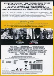 Schindler's List (2 DVD) di Steven Spielberg - DVD - 2