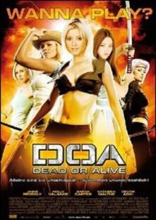 DOA. Dead or Alive di Corey Yuen - DVD