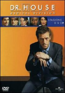 Dr. House. Medical Division. Stagione 2 (6 DVD) - DVD