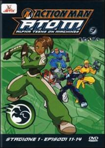 A.T.O.M. Alpha Teens on Machines. Stagione 1. Vol. 3 di Oliver Jongerlynck - DVD