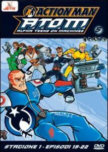 A.T.O.M. Alpha Teens on Machines. Stagione 1. Vol. 5 di Oliver Jongerlynck - DVD