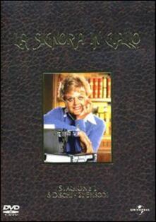 La signora in giallo. Stagione 1 (6 DVD) - DVD