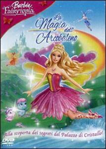 Barbie Fairytopia. La magia dell'arcobaleno - DVD