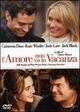 Cover Dvd L'amore non va in vacanza
