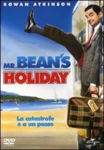Mr. Bean's Holiday di Steve Bendelack - DVD