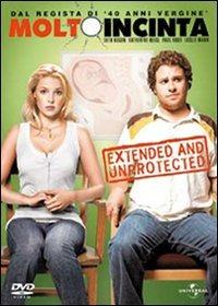 Cover Dvd Molto incinta