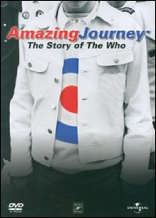 Amazing Journey: The Story of The Who (2 DVD) di Paul Crowder,Murray Lerner - DVD