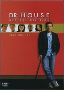 Dr. House. Medical Division. Stagione 3 (6 DVD) - DVD
