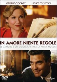 In amore niente regole di George Clooney - DVD
