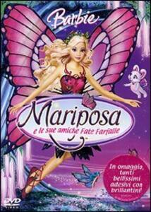 Barbie Mariposa - DVD