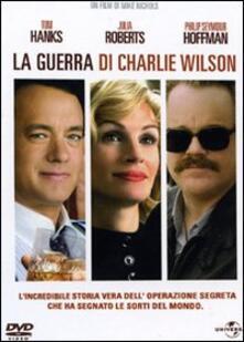 La guerra di Charlie Wilson di Mike Nichols - DVD