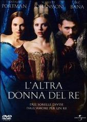 Copertina  L'altra donna del re [DVD]