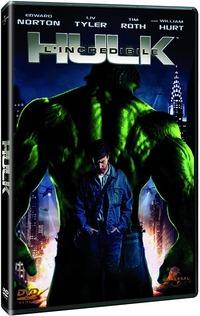 Cover Dvd L'incredibile Hulk (1 DVD)