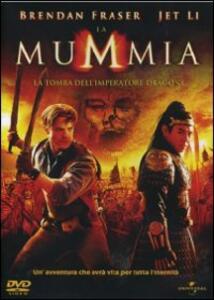 La mummia. La tomba dell'imperatore Dragone (1 DVD) di Rob Cohen - DVD