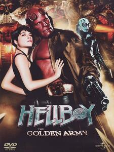 Hellboy. The Golden Army (1 DVD) di Guillermo Del Toro - DVD