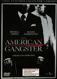 Cover Dvd American Gangster