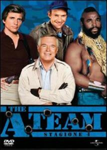 A Team. Stagione 4 - DVD
