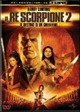 Cover Dvd DVD Il Re Scorpione 2: Il destino di un guerriero