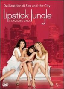 Lipstick Jungle. Stagione 1 - DVD