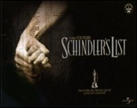 Cover Dvd Schindler's List